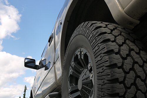 Best off-road tires for SUV and Pick-up trucks - 2016