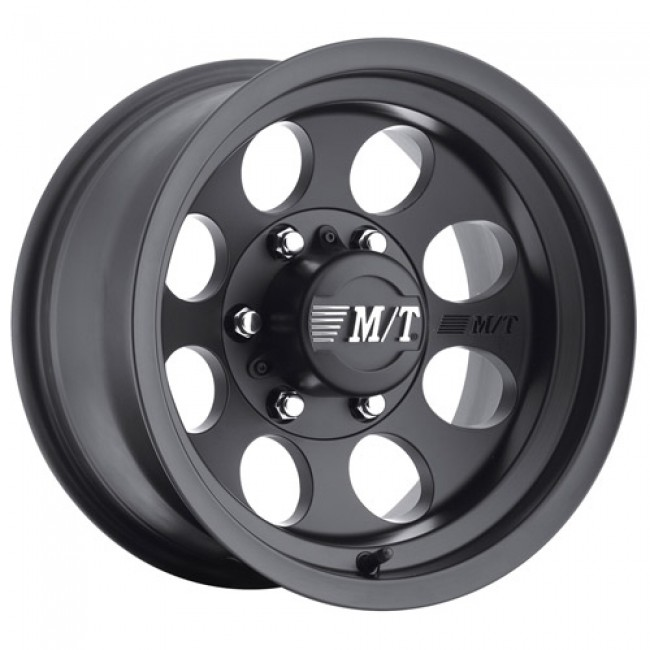 roue Mickey Thompson Classic III Black, noir satine