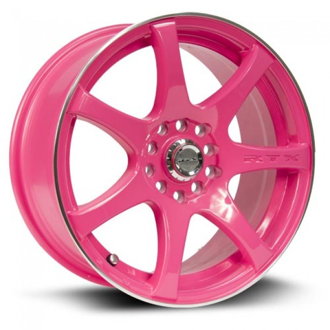 roue RTX Wheels Ink, rose