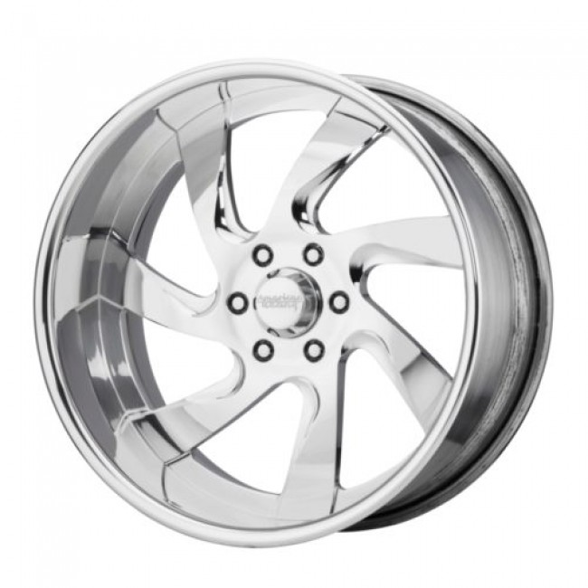roue American Racing VF532, argent polie