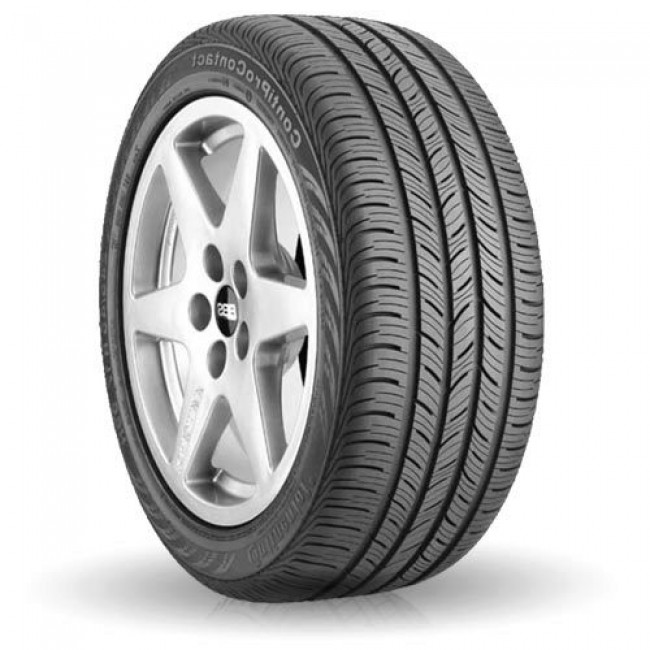 Continental - ContiProContact - P215/55R16 93H BSW