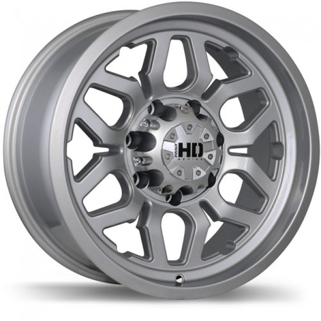 roue Fastwheels Rigg, argent ultra