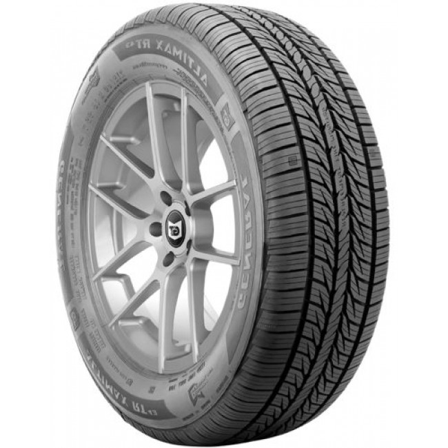 General Tire - Altimax RT43 - P225/45R17 91H BSW