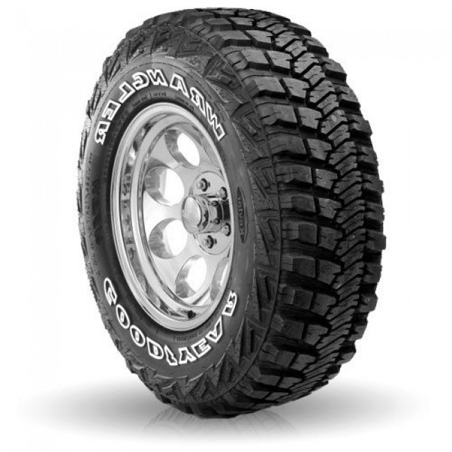 Goodyear - Wrangler MTR with Kevlar - LT275/70R17 E 121Q BSW
