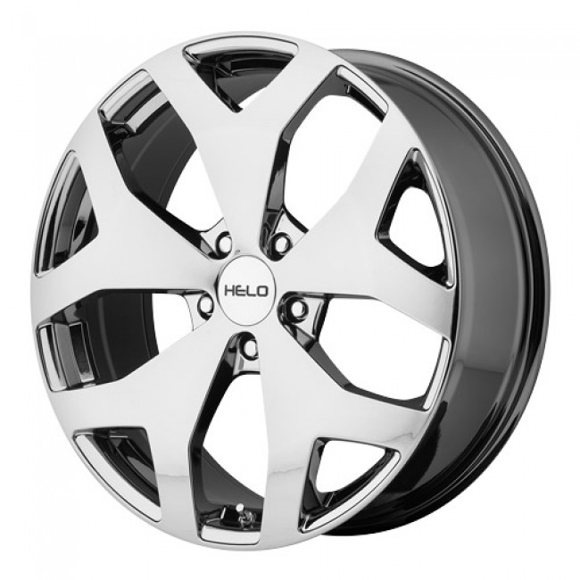 roue Helo Wheels HE881, chrome vaporise