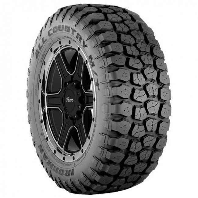 Hercules Tires - Ironman - All Country M/T - LT265/75R16 E 120Q OWL