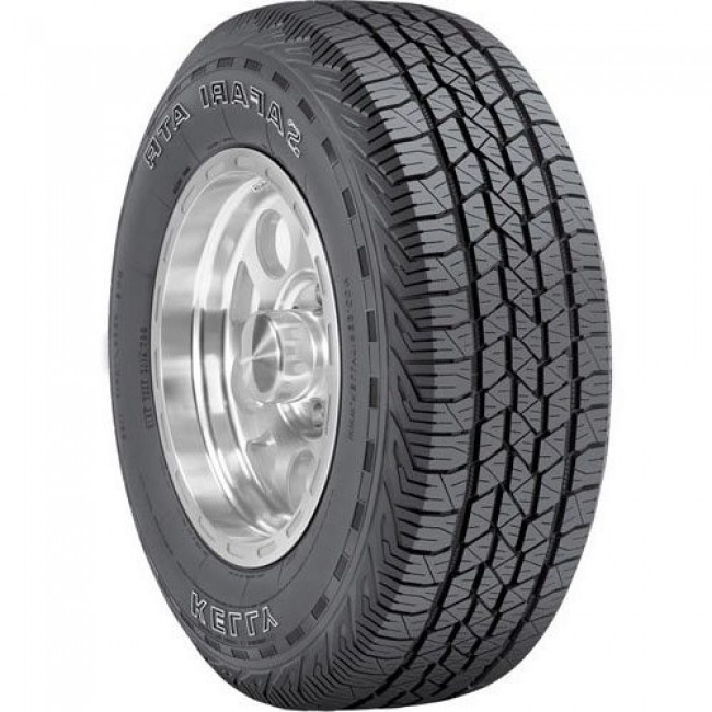 Kelly Tires - Safari ATR - 265/60R18 110S OWL