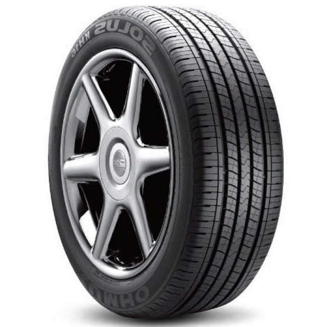 Kumho Tires - Solus KH16 - P225/55R19 99H BSW