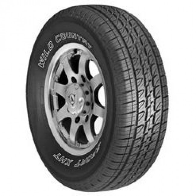 Multi-Mile - Wild Country Sport XHT - 235/75R16 S BLK