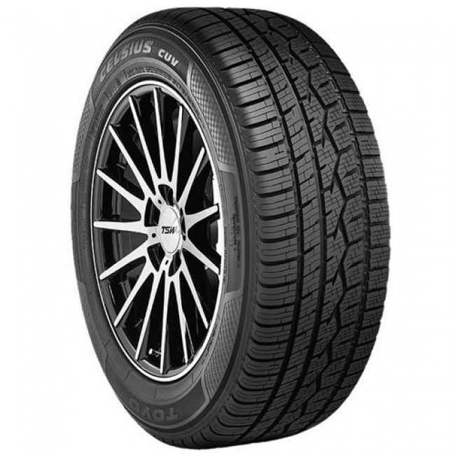 Toyo Tires - Celsius Cuv - P235/55R18 100V BSW