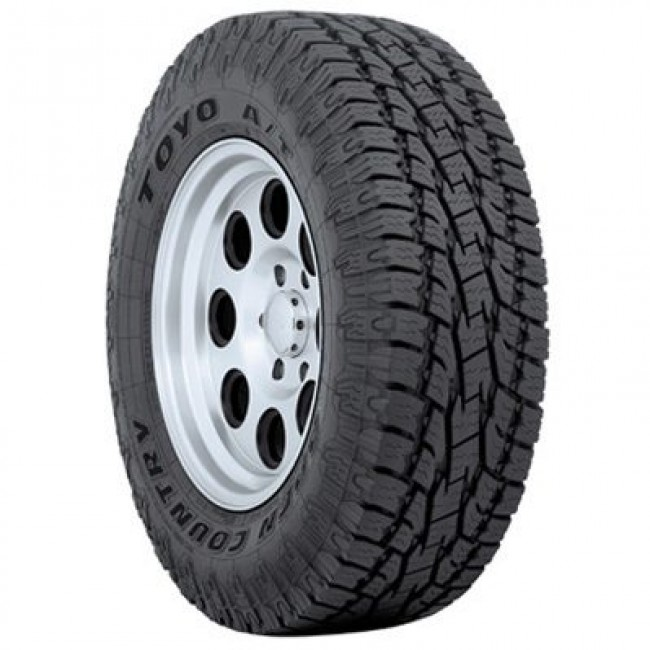 Toyo Tires - Open Country A/T II - LT245/75R16 C 108S OWL