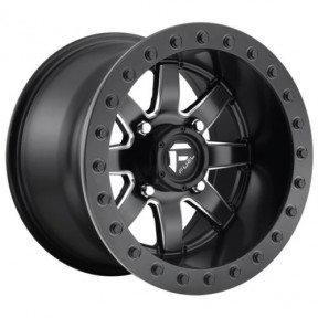 Roue FUEL MAVERICK BL - OFF ROAD ONLY