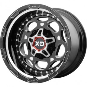 Roue XD Series By Kmc Wheels XD837 DEMODOG