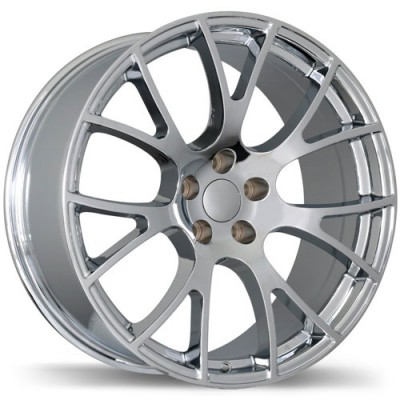 roue Replika Wheels R179, chrome (22X9, 5x115, 71.5, déport 18)