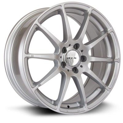 RTX Wheels Munich, Argent/Silver, 18X8, 5x112 ( offset/deport 32), 66.6 Mercedes-Benz