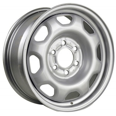 Roue Macpek Steel Wheels, gris (17X7, 6x135, 87.1, déport 44)