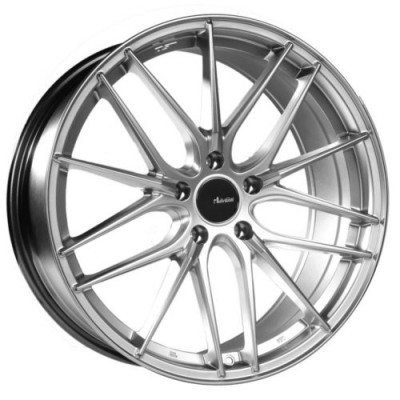 roue Advanti Catalan, argent ultra (19X8.5, 5x114.3, 73.1, déport 32)