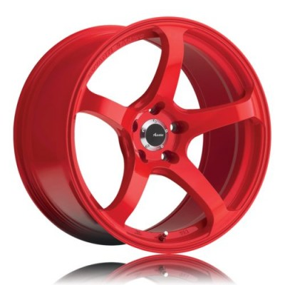 roue Advanti Deriva, rouge (18X9.5, 5x114.3, 73.1, déport 22)