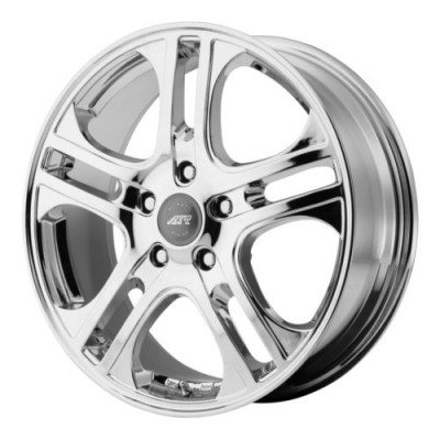 roue American Racing AR887 AXL, chrome plaque (14X6, 5x108, 72.6, déport 40)