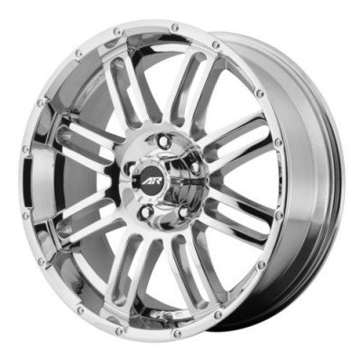 roue American Racing AR901, chrome (20X9, 5x127, 83.06, déport 0)