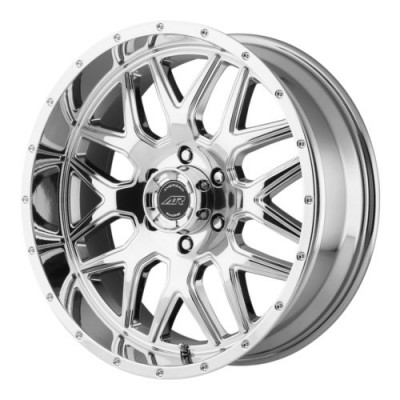 Roue American Racing AR910, chrome (20X9, 6x120, 83.06, déport 18)