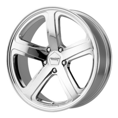 Roue American Racing AR922 HOT LAP, chrome (20X10, 5x114.3, 72.60, déport 40)
