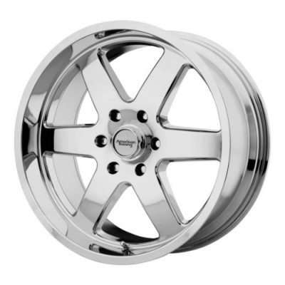 Roue American Racing AR926 PATROL, chrome (17X8.5, 8x170, 130.81, déport 0)