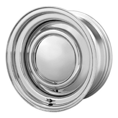 Roue American Racing VN31 SMOOTHIE, chrome (15X10, 5x114.3/120.65, 72.60, déport -38)