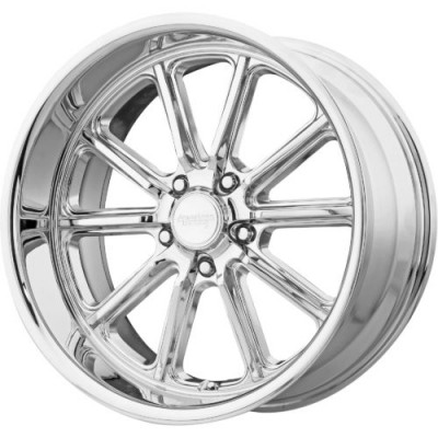 Roue American Racing VN507 RODDER, chrome plaque (18X9.5, 5x114.3, 72.60, déport 0)