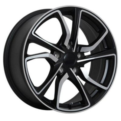 Roue ART Replica 79, noir satine (16X7.0, 5x114.3, 64.1, déport 40)