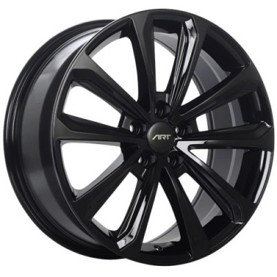 Roue Art Replica Wheels ELEMENT, noir lustre (17X7.0, 5x105, 56.6, déport 39)