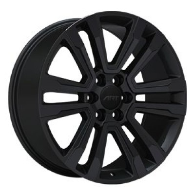 Roue Art Replica Wheels Replica 147, noir lustre (22X9.0, 6x139.7, 78.1, déport 31)