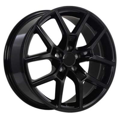 roue Art Replica Wheels Replica 150, noir lustre (18X8.0, 5x108, 63.4, déport 42)