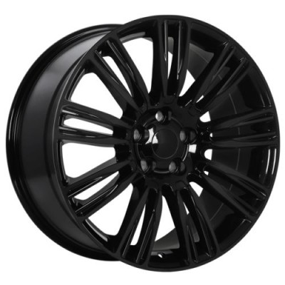 roue Art Replica Wheels Replica 152, noir lustre (20X9.5, 5x120, 72.6, déport 45)