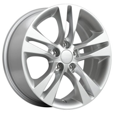 Roue Art Replica Wheels Replica 160, argent (16X6.5, 5x105, 56.6, déport 39)