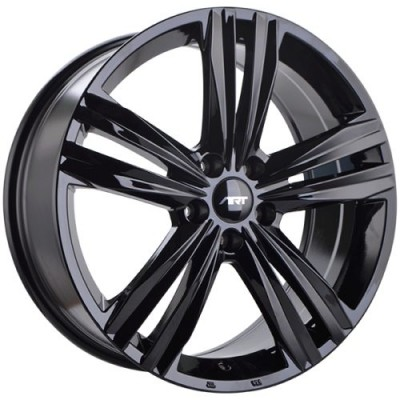 Roue Art Replica Wheels Replica 193, noir lustre (19X8.0, 5x112, 57.1, déport 45)
