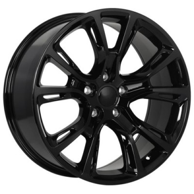 Roue Art Replica Wheels Replica 29, noir lustre (20X9.0, 5x127, 71.5, déport 34)