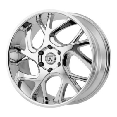 roue Asanti Black ABL-16, chrome plaque (20X8.5, 6x135, 87.1, déport 30)