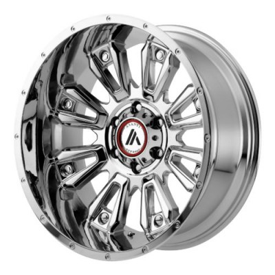 Roue Asanti Off Road AB808, chrome (20X12, 5x127, 72.60, déport -44)