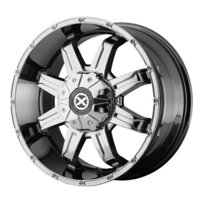Roue ATX Series AX192 BLADE, chrome (18X8.5, 6x115/120, 72.60, déport 18)