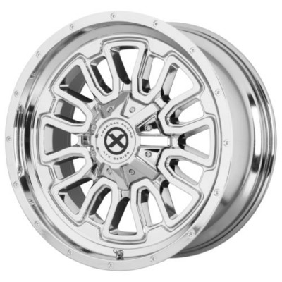 roue ATX Series AX203, chrome (17X8, 6x114.3/139.7, 93.1, déport 20)