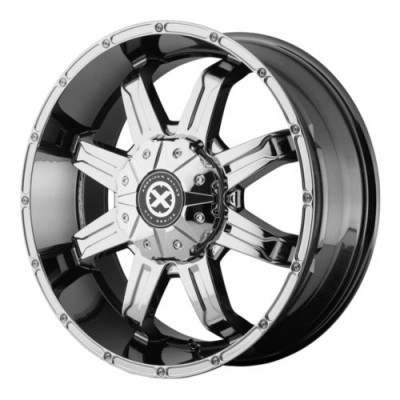 Roue ATX Series BLADE, chrome (18X8.5, 6x135/139.7, 106.25, déport 18)