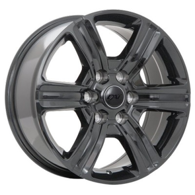 Dai Alloys Force 6 Graphite/Graphite, 18X8.0, 6x135 ,(déport/offset35 )87.1