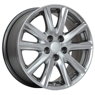 Art Replica Wheels Replica 101 Titanium/Titane, 19X8.0, 5x114.3 ,(déport/offset35 )60.1