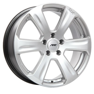 Roue Art Replica Wheels Replica 44, argent ultra (17X7.5, 5x108, 63.4, déport 45)