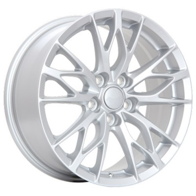 roue Art Replica Wheels Replica 52, argent (17X7.5, 5x114.3, 60.1, déport 40)