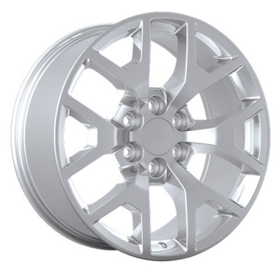 roue Art Replica Wheels Replica 54, chrome (20X9, 6x139.7, 78.1, déport 27)