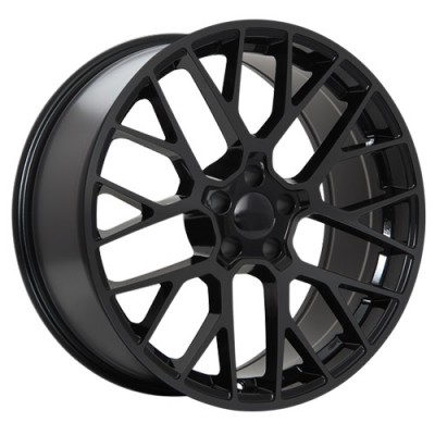 Art Replica Wheels Replica 98 Gloss Black/Noir lustré, 20X10.0, 5x112 ,(déport/offset19 )66.5
