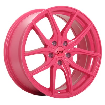 Roue Dai Alloys Arc, rose (17X7.5, 5x114.3, 73.1, déport 41)