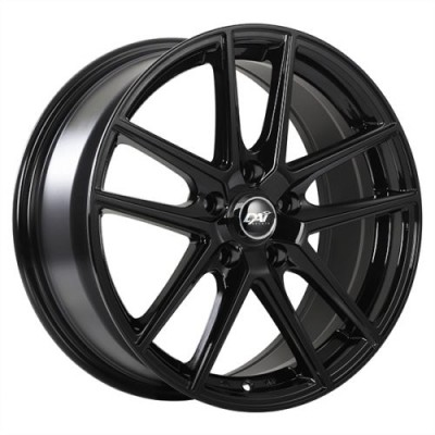 roue Dai Alloys Level, noir lustre (16X7.0, 5x110, 73.1, déport 35)
